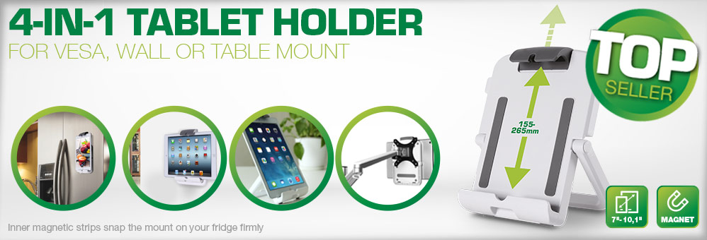 4-in-1 Tablet Holder