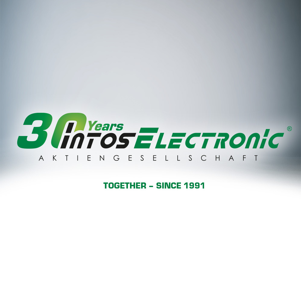 30 years Intos - Always a cable length ahead - Together - since 1991