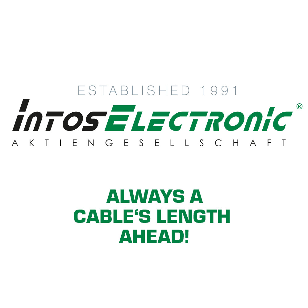 Welcome at INTOS ELECTRONIC AG
