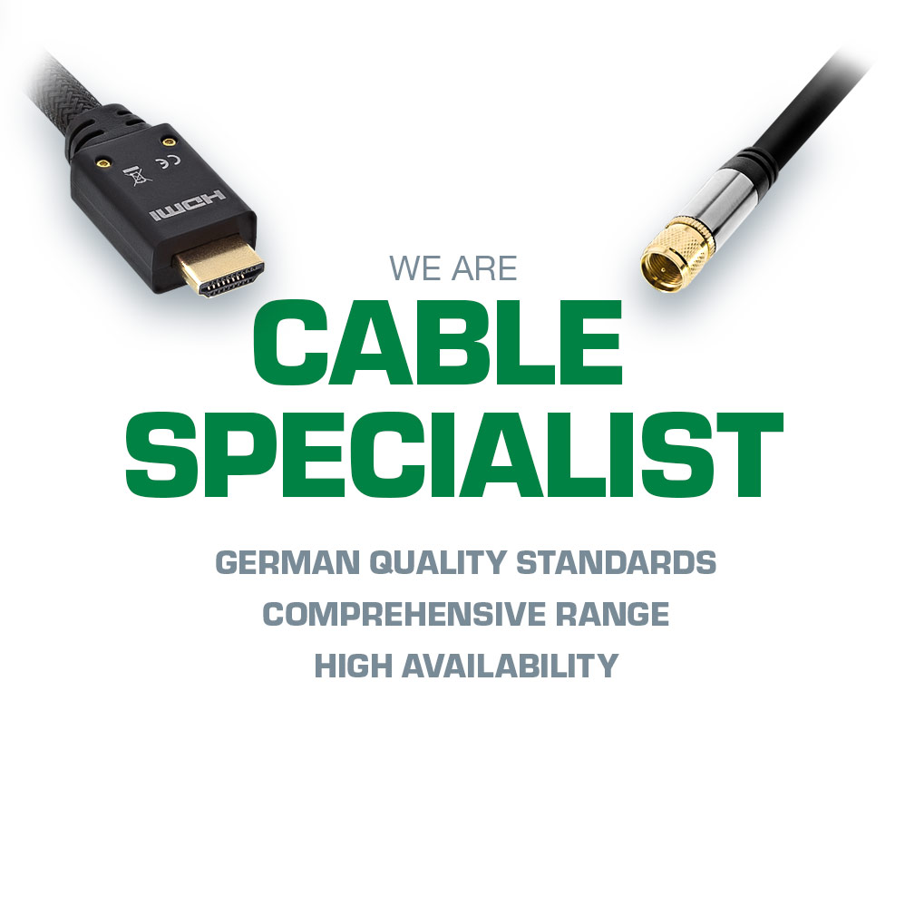We are Cable Specialist