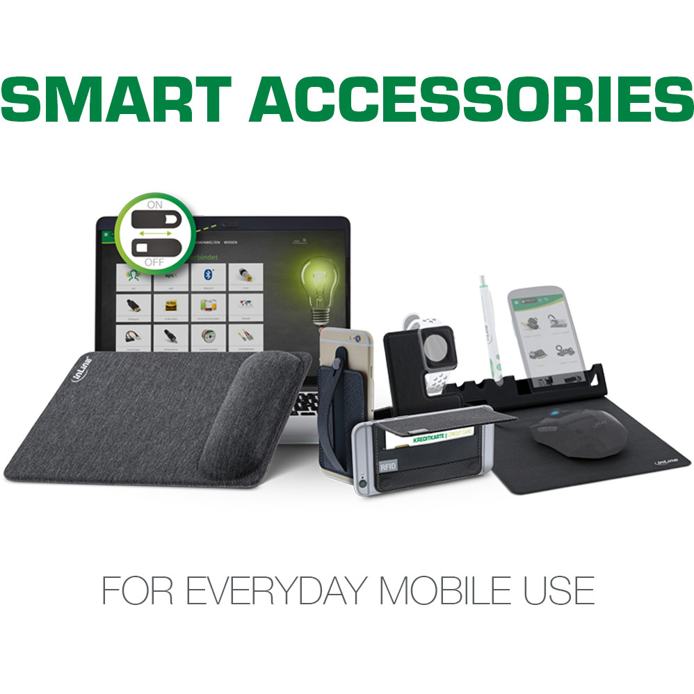 NEW - Smart Accessories for everyday mobile use
