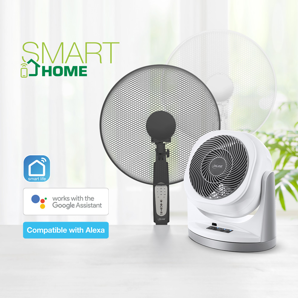 InLine SmartHome fans