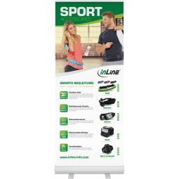 InLine® Rollup-System, Sport-Accessories