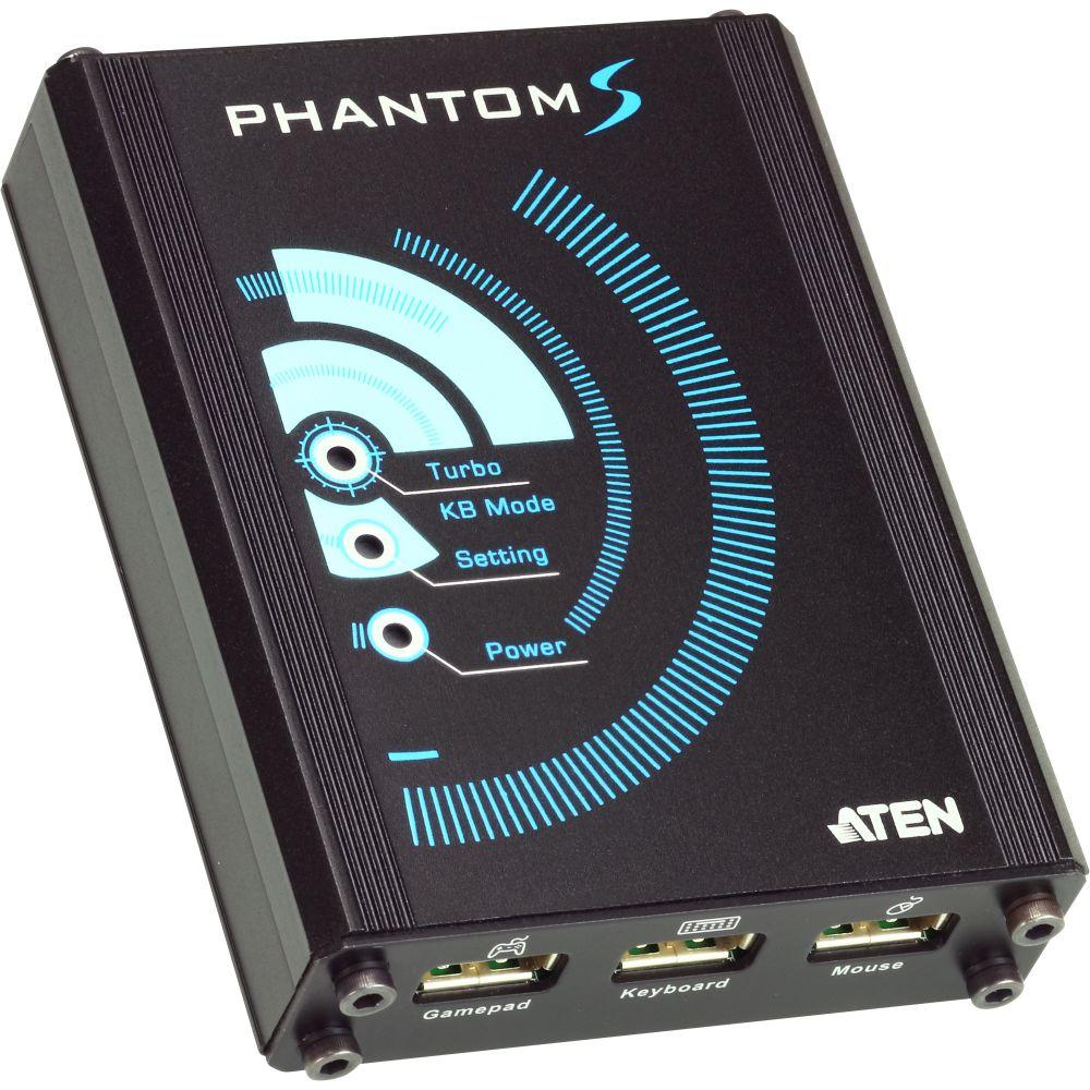 ATEN UC3410 PHANTOM-S (Gamepad Emulator for PS4 / PS3/ Xbox 360/ Xbox One)