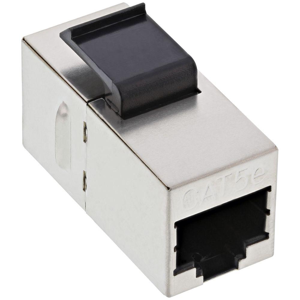 InLine® RJ45 female insert SNAP-In Cat.5e