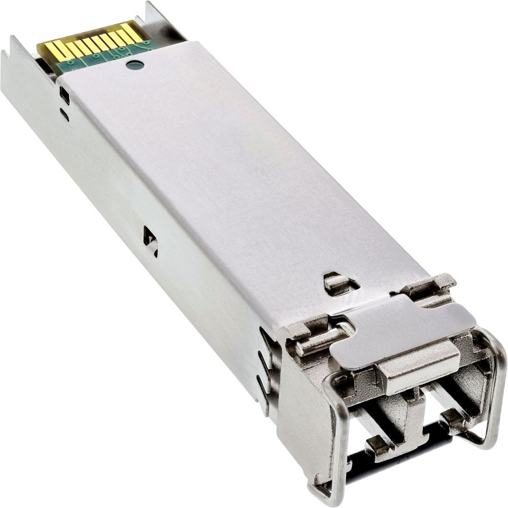 InLine SFP Module Fiber SX 850nm multimode with LC sockets, 550m, , 1.25Gbps