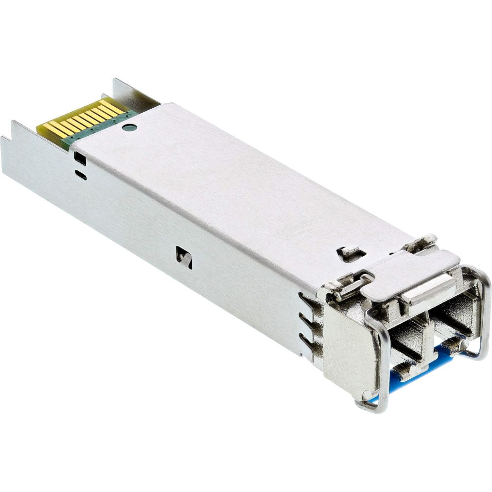 InLine® SFP Module Fiber LX 1310nm singlemode with LC sockets, 20km, 1.25Gbps