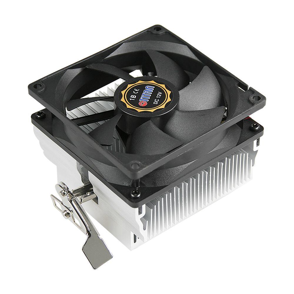 Heat sink Titan DC-K8M925B/CU35, for AMD socket AM2+/AM2/940/939/754
