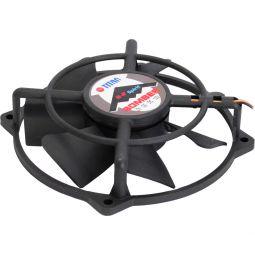 Fan, Titan, 100x100x25mm, TFD-10025LL12ZP/N, PWM