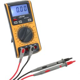InLine® Digital Multimeter 3 in 1 with RJ45 / RJ11 Cable Tester and Battery Tester