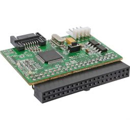 InLine® IDE to SATA Converter SATA device to IDE
