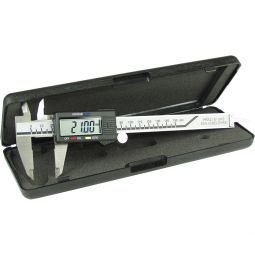Slide gauge, digital with LCD display 150mm