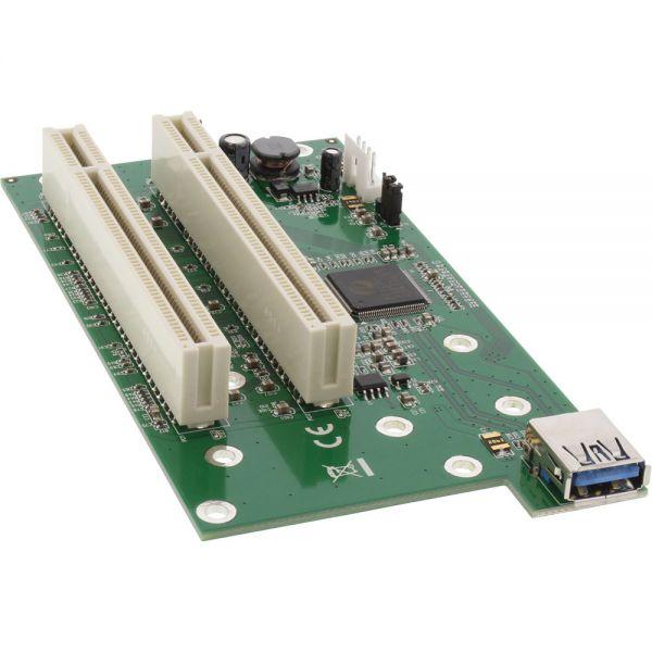 Inline 174 Adapter Card Kit Slot Pci E External To 2x Pci