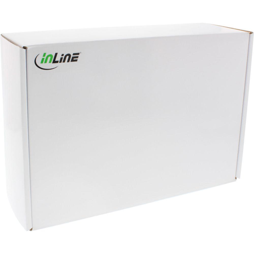 InLine® DisplayPort to HDMI 2x2 Video Wall Splitter 1 IN 4